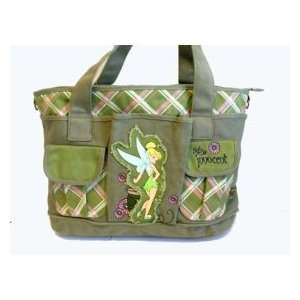Disney Fashion Tinker Bell Rugged Handbag Tote  Sports