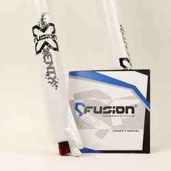 Fusion Enix RL 1 1/8 26/650B Fork Front Shock 60 100mm Travel White