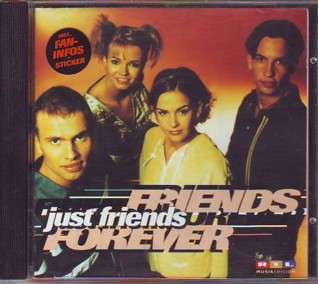 just friends friends forever 1 ever and ever 2 come together 3 anytime