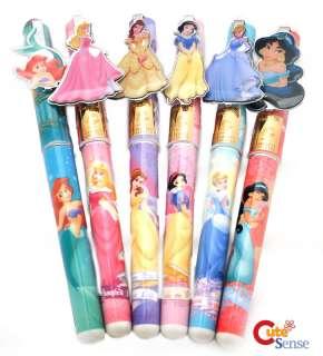 Disney Princess Ball Point Pen Set for 6 Stationery