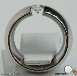 Goldringe Ringe Brillantring Gold Ring 950 Platin Schmuck Solitär