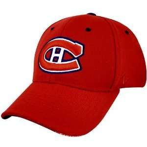Zephyr Montreal Canadiens Red Shootout ZFit Hat Sports
