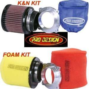 Pro Flow Air Filter Kit   Honda TRX 400 EX 99 06 Sports