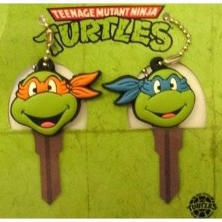 Teenage Mutant Ninja Turtles Michelangelo & Leonardo Car Truck SUV Key