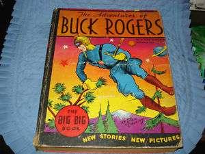 The Adventures Of Buck Rogers Big Big Book
