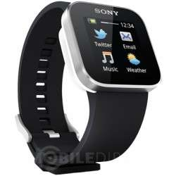 Sony Smart Watch   black / Bluetooth Uhr / NEU & OVP 7311271357346