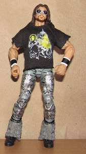 JOHN MORRISON wwe MATTEL ELITE SERIES 10 figure wwf lot
