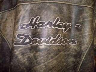 Genuine HARLEY DAVIDSON Original Bronco Style Factory Distressed