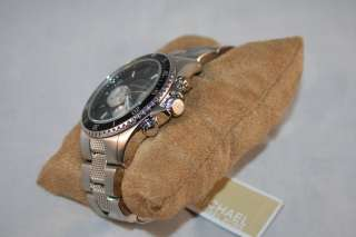Michael Kors oversized mens watch MK8174 chronograph New NoBox