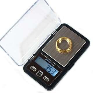 01g x 100g Digital Scale Ultra Mini Jewelry Scale .01 Gram Precision
