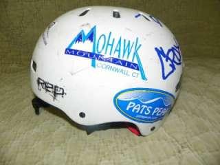 Boys Youth Large Ski/Snowboard Helmet R.E.D. Trace .5