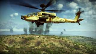 Apache Air Assault PC  Games