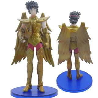 Cool ! 5x Anime Saint Seiya PVC Figure Set #02