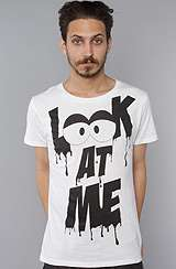 Joyrich The Look At Me Tee in White