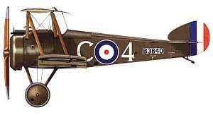 72 Sopwith Camel F.1    BAGGED KIT