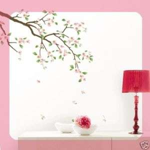 PS58178 Cherry Blossoms2 WALL ART DECOR Decal STICKER