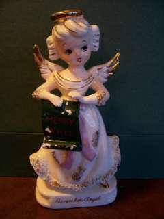 Knobler Co. December angel Christmas Birthday Angel
