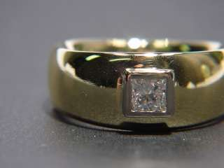 Wertvoller Brillant Ring Gold 750 mit 0.40 Carat