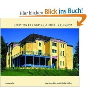 Henry van de Veldes Villa Esche in Chemnitz  Grundstücks