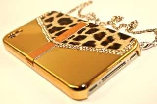 iPhone 4 DESIGNER TASCHE Cover Case Hülle tasche strass