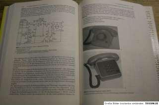 Fachbuch DDR Telefone, Nachrichtentechnik, Fernsprecher, Telefon, DDR