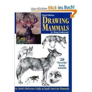 North American Mammals  Doug Lindstrand Englische Bücher