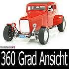 Motor Max 118 Ford Hot Rod 1932 mit Haube Motormax rot