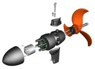 2012 Torqeedo Full Electric Outboard Motor Travel 1003L