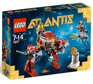 LEGO Atlantis 7977 Seabed Strider NEW IN BOX