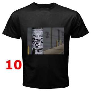 SOUTH PARK BLACK T SHIRT (15 DESIGN)