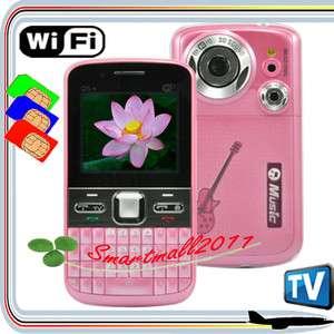 card TV mobile Unlocked cheap phone cell phone GSM  ATT WIFI