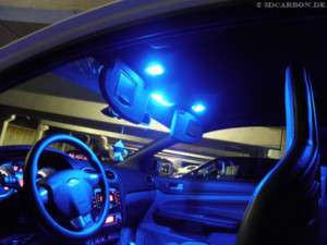 SMD LED Innenraumbeleuchtung Blau Seat Leon 1M |