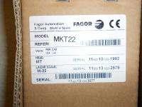FAGOR 2 Axis LATHE APPLICATION 40i Digital Readout Kit 8 DRO PROKIT