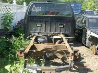 02 03 04 FORD F250 SUPER DUTY FRONT AXLE ASSEMBLY DIFFERENTIAL
