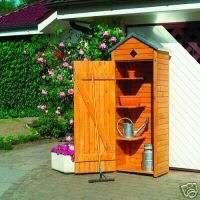 Geräteschrank Piccolo   Gartenhaus   Gerätehaus NEU 4012379358152