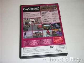 Sony Playstation 2 / PS2 ~ Playstation 2 Official Magazine UK ~ Demo