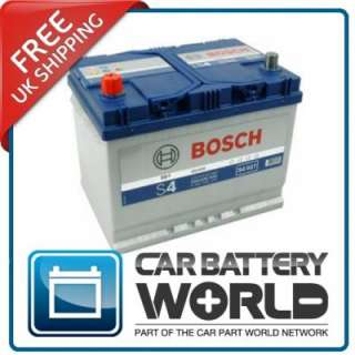 Land Rover Range Rover 4.0 (1994 2002) Bosch S4027 Battery