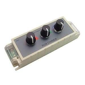 CALRAD Electronics MANUAL RGB CONTROLLER Electronics