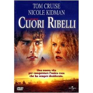 DVD CUORI RIBELLI TOM CRUISE NICOLE KIDMAN RON HOWARD