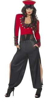 Cheryl Cole Pop Star Soldier Ladies Fancy Dress Costume