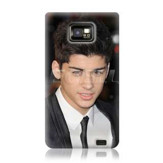 DIRECTION 1D SNAP BACK CASE COVER FOR SAMSUNG I9100 GALAXY S II