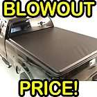 Professional Vinyl Soft Roll Up Tonneau Cover Chevy S 10 Sonoma 6 Bed
