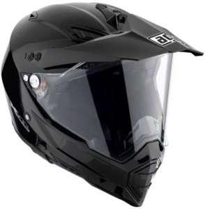 AGV AX 8 DUAL NERO helmet casque casco moto enduro BMW R 1200 gs f650