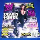 WWE Magazine May 2009 The Undertaker Legacy John Cena