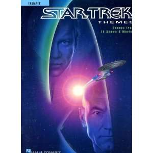 Star Trek Theme Music (0073999921410) Hal Leonard Corp. Books
