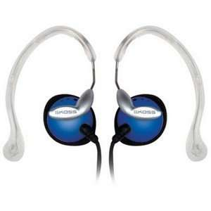 Koss ClipperB Earphone (CLIPPER BLUE)   Office Products