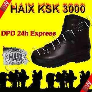 HAIX KSK 3000 Bergstiefel BW Bergschuh N E U GORE TEX