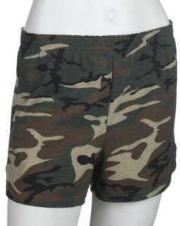 MJ Soffe Juniors Printed Soffe Short: Clothing