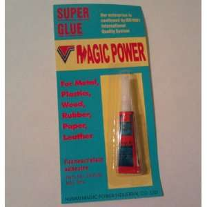 Super Glue  Magic Power Set of 3: Office Products