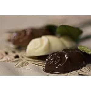 Chocolate Long Stem Rose  Grocery & Gourmet Food